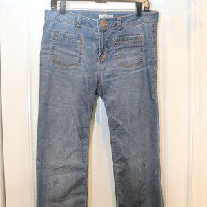 🛍CAbi Jeans Lightly Worn w/ Front Pocket Detail